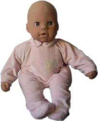 Фото куклы Zapf Creation CHOU-CHOU Love Me 48см 719-299