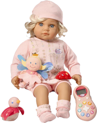 Фото куклы Zapf Creation Little Sunshine 48 см 768-730