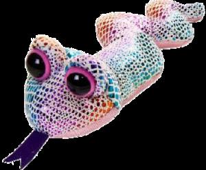 Фото Aurora Змея с большими глазами 20 см 10-930