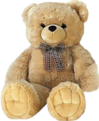 фото Мягкая игрушка Aurora Медведь 60 см 110-06