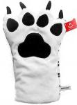 фото Мягкая игрушка Aurora Лапа белого тигра 30 см 91-370