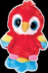 фото Мягкая игрушка Aurora Попугайчик 12 см 65-114