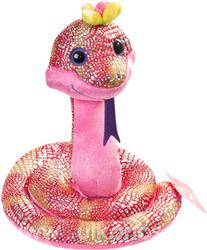 Фото Aurora Веселая змея с цветком 40 см 10-941
