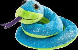 Фото Aurora Змея синяя 50 см 10-931