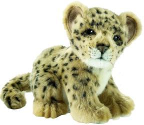фото Hansa Детеныш леопарда 18 см 3423