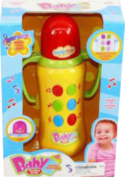 фото Бутылочка для кормления Shantou Gepai Музыкальная бутылочка 623301