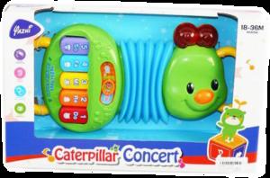фото Музыкальная игрушка Shantou Gepai Орган эл. Улитка муз., свет, звук 623289