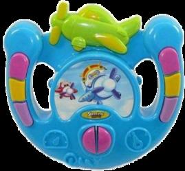 фото Музыкальная игрушка Shantou Gepai Веселый пилот 622213