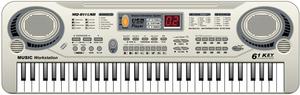 Фото пианино с микрофоном и MP3 MQ MQ-811USB