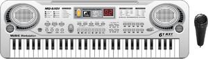 Фото пианино с микрофоном MQ MQ-6101