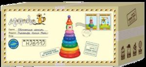Mapacha Пирамида Клоун Макс 76202 SotMarket.ru 460.000