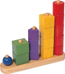 фото Развивающая игрушка Mapacha Раз-Два-Три-Четыре 65357