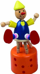 фото Развивающая игрушка Mapacha Танцующие человечки 76502