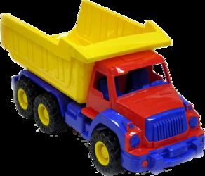 фото Развивающая игрушка Нордпласт Самосвал Аллигатор 113