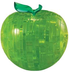 фото Пазл Crystal Puzzle Яблоко зеленое 90015