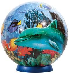 фото Пазл Step Puzzle Подводный мир, пазл-шар 27834