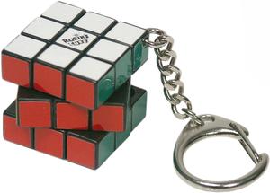 фото Развивающая игрушка Rubik's Брелок Мини-кубик Рубика 3 х 3 КР1233