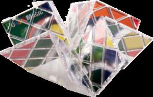 Фото кубики Rubik's Магия КР45004