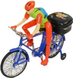 фото Развивающая игрушка Shantou Gepai Велосипедист 623778