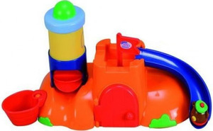 Фото игрушки для купания Simba Островок 4017260