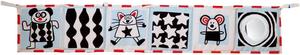 фото Развивающая игрушка TAF TOYS Развивающая книжка с клипсами