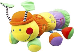 фото Развивающая игрушка Жирафики Гусеница 93536