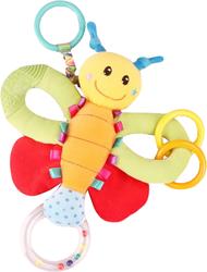Фото погремушка Жирафики Веселая бабочка 93583