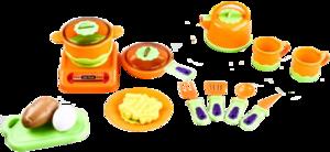 фото Shantou Gepai Набор посуды в рюкзаке 621664