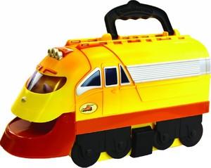 фото Железная дорога Chuggington Die-Cast LC54305 Кейс для хранения паровозиков Чаггер