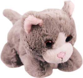 фото Говорящая игрушка Fluffy Family Котенок Мяу 12 см 68758