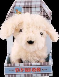 фото Говорящая игрушка Fluffy Family Пушок 68722