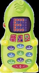 фото Говорящая игрушка Shantou Gepai Интерактивный телефон. У тетушки Совы 471500