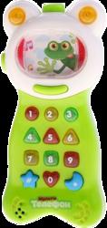 фото Говорящая игрушка Shantou Gepai Мульти телефон интерактивный 622261