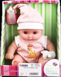 фото Говорящая игрушка Shantou Gepai Пупс 20 см 622654