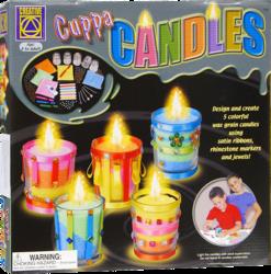 фото Creative Дизайнерские свечи Стаканчики 5596