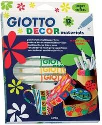 фото Фломастеры GIOTTO Decor Materials 453400