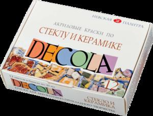 фото Краски Невская Палитра Decola 12 цветов 4041114