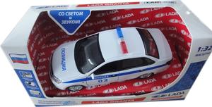 CARLINE Lada Granta Полиция 1:32 GT6608 SotMarket.ru 480.000