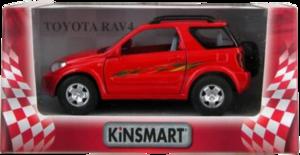 фото Масштабная модель KINSMART Toyota RAV4 1:32 KT5041