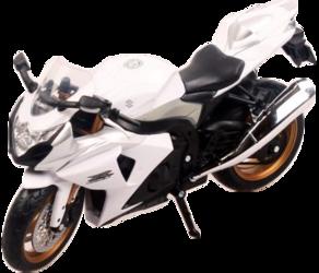 фото Масштабная модель Пламенный мотор Suzuki GSX-R1000 1:12 87457