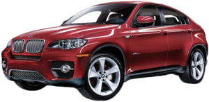 фото Масштабная модель Welly BMW X6 1:34-39 43617
