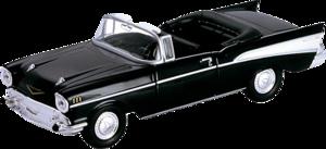 фото Масштабная модель Welly Chevrolet Bel Air 1:34-39 42357C