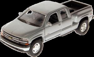 фото Масштабная модель Welly Chevrolet Silverado 1:34-39 49759