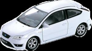 фото Масштабная модель Welly Ford Focus 1:34-39 42378
