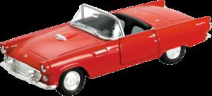 фото Масштабная модель Welly Ford Thunderbird 1:34-39 42366