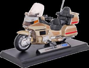 фото Масштабная модель Welly Honda Gold Wing 1:18 12148P