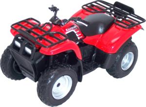 фото Масштабная модель Welly Kawasaki Prairie 400 1:19 92652