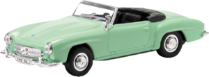 фото Масштабная модель Welly Mercedes-Benz 190SL 1:34-39 42311C