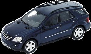 фото Масштабная модель Welly Mercedes-Benz ML350 1:34-39 42389