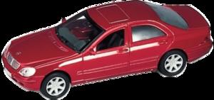 фото Масштабная модель Welly Mersedes-Benz S-Class 1:34-39 49751